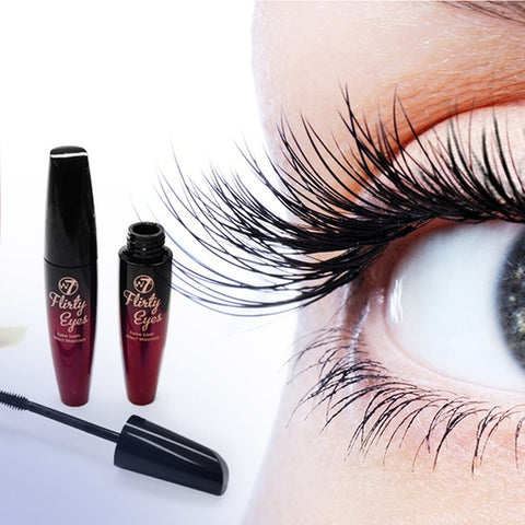W7 Mascara Flirty Eyes - Noir