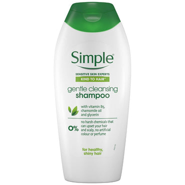 Simple Kind To Hair Gentle Care Shampoo 400ml