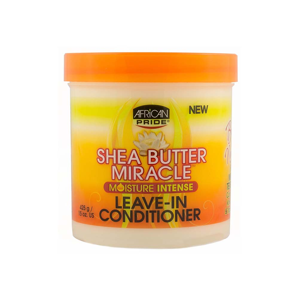 Shea Butter Miracle Leave In Conditioner - African Pride 425 G
