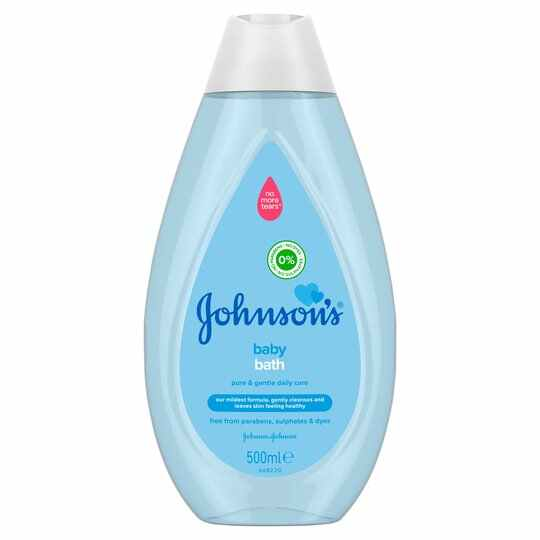Gele Douche de Baby Johnsons 500 ML