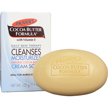 Palmer's Cocoa butter formula cleanses cream soap