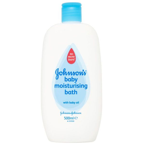 Bain hydratant Johnson's Baby 500 ml