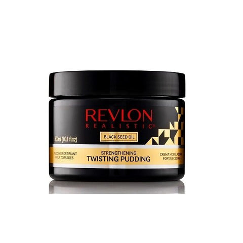 Revlon Realistic Black Seed Oil Strengthening Twisting Pudding