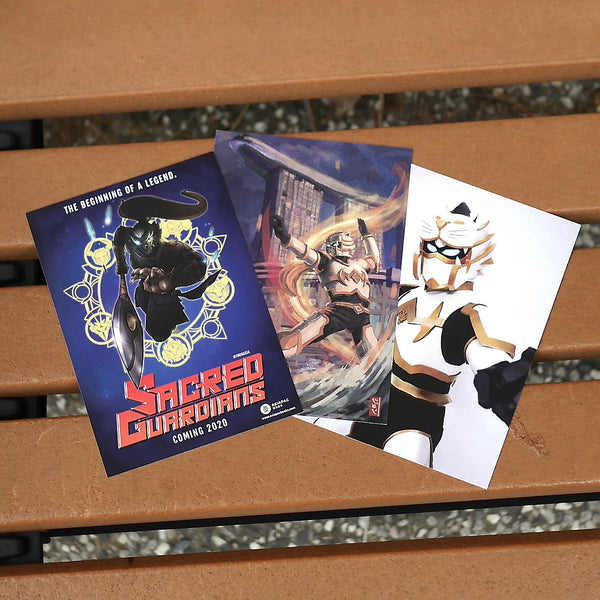 Singa Postcard Bundle [3 Postcards]