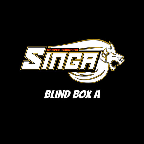 Sacred Guardian Singa Blind Box A
