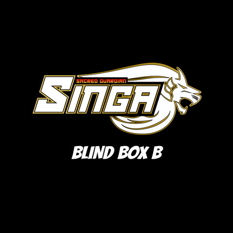Sacred Guardian Singa Blind Box B