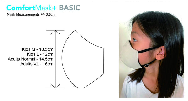 Singa Hero Mark Mask