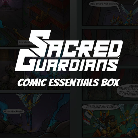 Sacred Guardians Comic Essentials Box