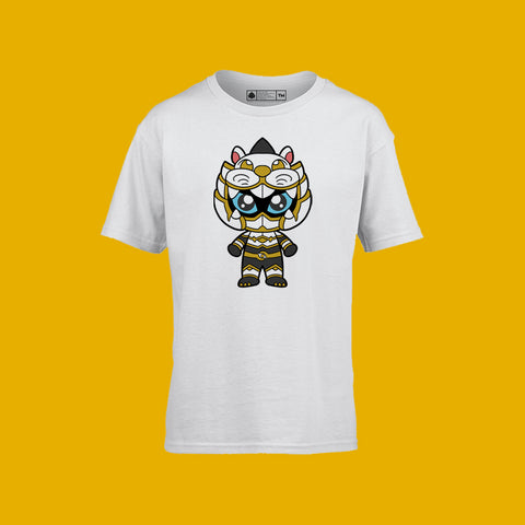 Lionboy Kids Tee White