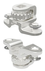 200-9632.00-00000 2-151.01 3-Point Adapter with knurled wheel adjustment from FDB Panel Fittings