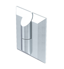 218-9012.15 Hinge 1.5mm door thickness