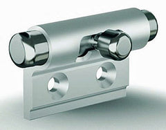 16-1-4315 Barrel bolt in aluminium - small dimension from FDB Panel Fittings
