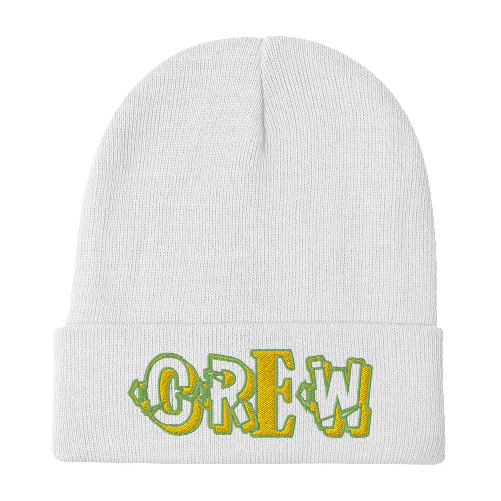 '99 Crew Tribute - Embroidered Beanie - SVista Fashion