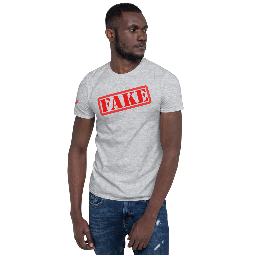 FAKE Basics! - Heavy Cotton Tee - SVista Fashion