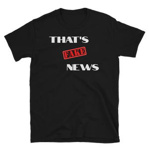 FAKE 2020! - FAKE NEWS T-Shirt - SVista Fashion