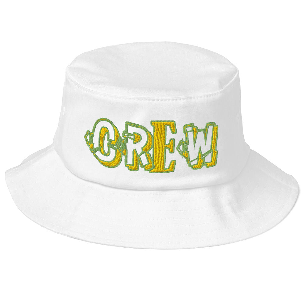 Crew - Old School Bucket Hat - SVista Fashion