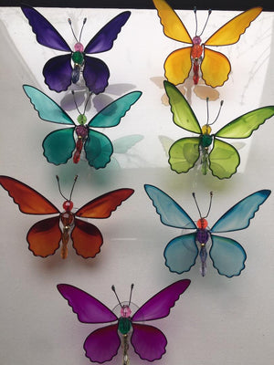 JEWEL BUTTERFLY & DRAGONFLY WOBBLERS