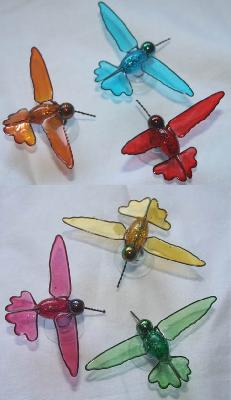 FANTASIA HUMMINGBIRD WOBBLERS
