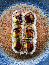Load image into Gallery viewer, EEL AVOCADO ROLL