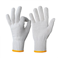 Load image into Gallery viewer, EvridWear 240 Pairs Pack Cotton Polyester String Knit Work Gloves