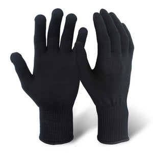 EvridWear Silk Knit Full Gloves ECO-Friend Liner Anti-UV Hypoallergenic-EvridWearUS