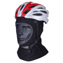 Load image into Gallery viewer, Evridwear 3M Thinsulate Thermal Polyester Fleece Helmet Liner Balaclava with Screened Ear Holes one Size