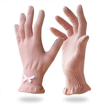 Load image into Gallery viewer, EvridWear 6 Pr/Pack Beauty Cotton Gloves with Touchscreen