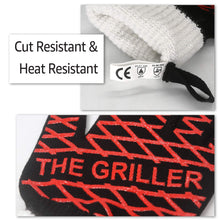 Load image into Gallery viewer, Evridwear The Griller BBQ Gloves one size