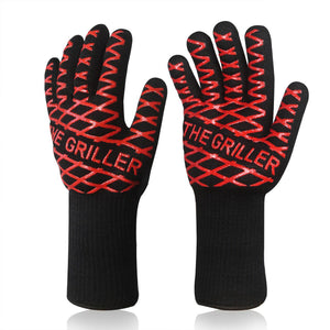 Evridwear The Griller BBQ Gloves one size