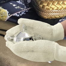 Load image into Gallery viewer, EvridWear Sterling Silver Polishing Cleaning Gloves for Gold, Silver, Metal (2 Sizes)-EvridWearUS