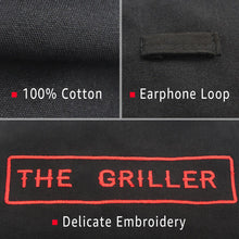 Load image into Gallery viewer, EvrdWear THE GRILLER BBQ Apron