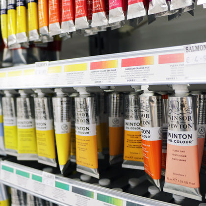 Buy art supplies online - Salmons Art Department, Ballinasloe, Galway