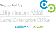 Supported by Galway Local Enterprise Office