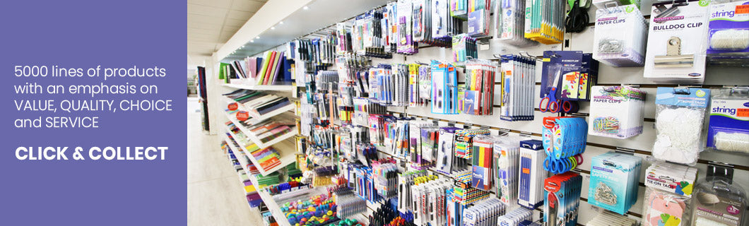 Buy Stationary, Arts & Crafts, Office Supplies online - Salmons Stationary Store, Ballinasloe