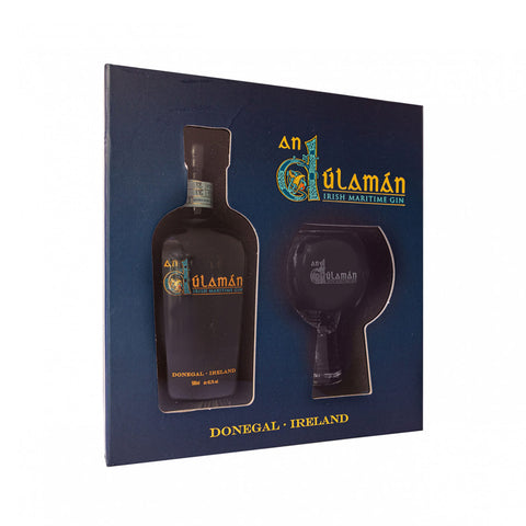 Buy An Dúlamán Irish Maritime Gin giftpack online - Salmons Off Licence, Ballinasloe, Galway
