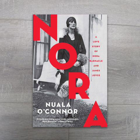 Buy NORA: A love story of Nora Barnacle and James Joyce book online - Salmons Bookstore