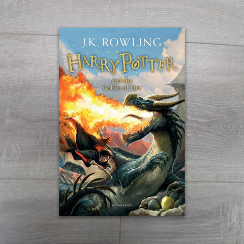 Buy Harry Potter & The Goblet Of Fire online | Salmons Department Store