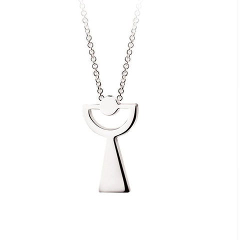 Newbridge Silverware Silverplated First Communion Chalice Pendant - Salmons Gifts, Ballinasloe, Galway