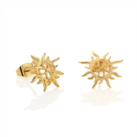 Buy Newbridge Silverware Sun Stud Earrings online - Salmons Gifts, Ballinasloe, Galway, Ireland