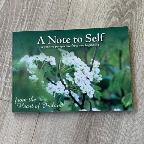 A Note to Self book