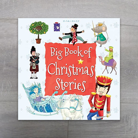 Buy Big Book of Christmas Stories book online - Salmons Online Book Store, Ballinasloe, Galway