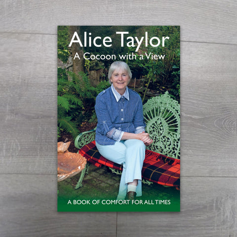 Buy A Cocoon with a View Alice Taylor online - Salmons Online Book Store, Ballinasloe, Galway
