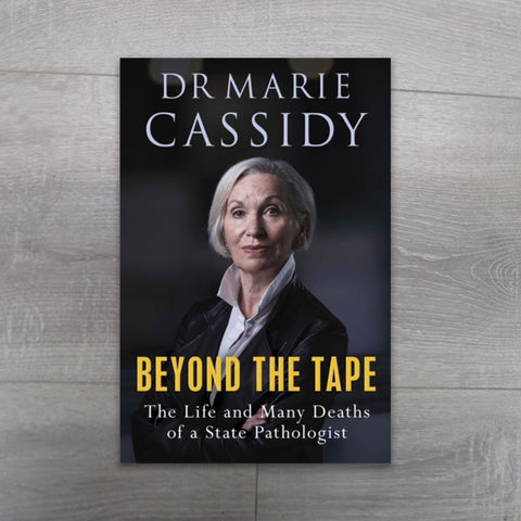 Buy Beyond the Tape book online - Salmons Online Book Store, Ballinasloe, Galway