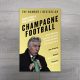 Buy Champagne Football book online - Salmons Online Book Store, Ballinasloe, Galway