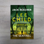 Buy The Sentinel - Jack Reacher 25 book online - Salmons Books, Ballinasloe, Galway, Ireland