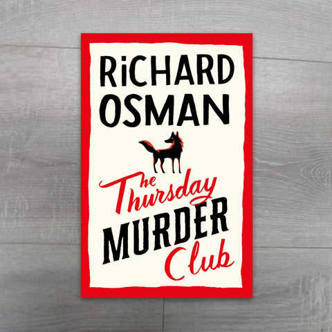 Buy The Thursday Murder Club book online - Salmons Online Book Store, Ballinasloe, Galway