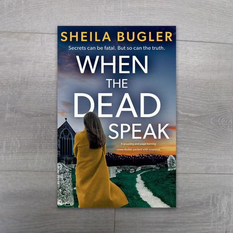 Buy When the Dead Speak book online - Salmons Online Book Store, Ballinasloe, Galway