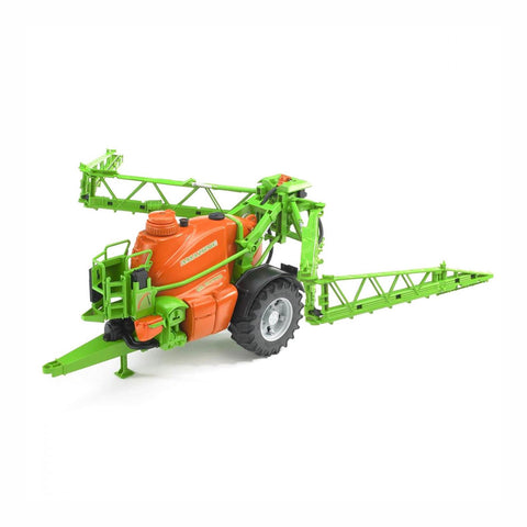 Bruder Amazone UX 5200 trailed field sprayer - Salmons Toy Store, Ballinasloe, Galway
