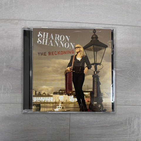 Buy The Reckoning Sharon Shannon CD online - Salmons Music, Ballinasloe, Galway, Ireland