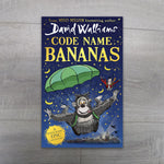 Code Name Bananas - David Walliams - Salmons Book Store, Ballinasloe, Galway
